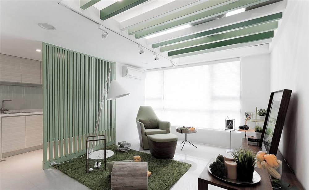 小户型装修设计现代简约风格设计技巧 小空间也能装出高逼格来
