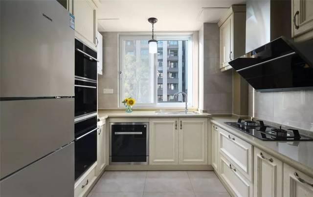 厨房装修橱柜保养