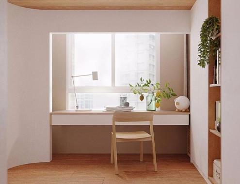 小飘窗怎么设计更实用?6种小技巧让飘窗也能成为重要的休闲区
