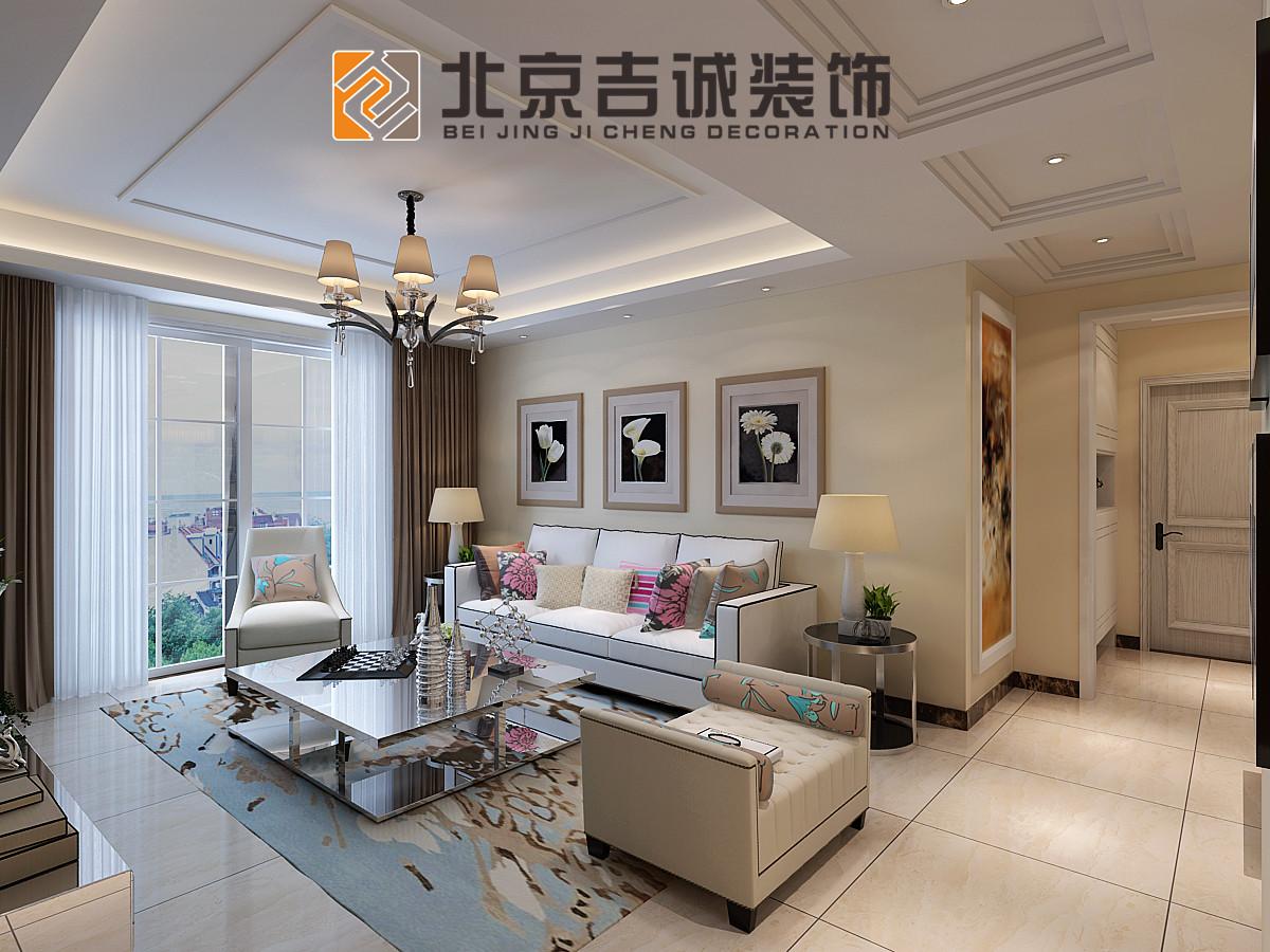[装修案例]118平米现代风格装修效果图赏析 时尚美宅